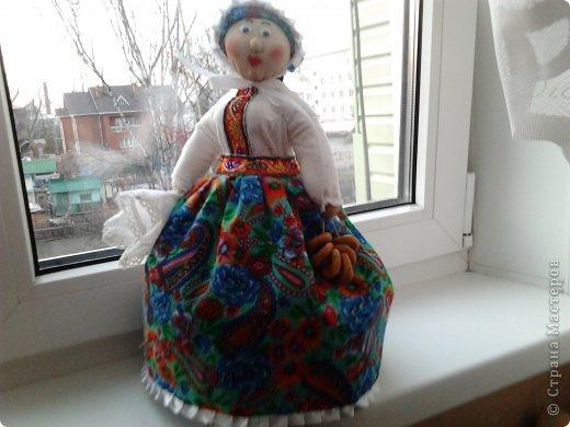 Кукла своими руками из пластиковых бутылок
